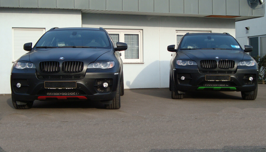 bmw x6 35d black matt edition speedtecs gmbh exclusiv tuning. Black Bedroom Furniture Sets. Home Design Ideas