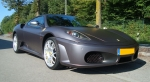 F430 front